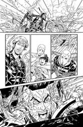All-New Ghost Rider #11: Page 1 by FelipeSmith