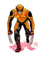 Wolverine: The Final SNIKT. by FelipeSmith