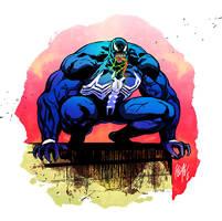 Venom: Eddie Brock by FelipeSmith