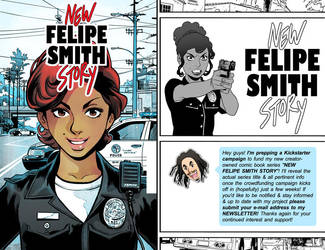 New Felipe Smith Story: Newsletter by FelipeSmith