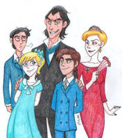 Second Royal Family by Minos336