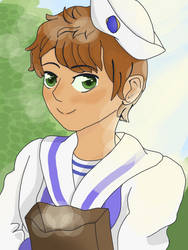 APH- Sailor Spain by SuperSoapsie