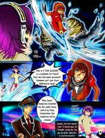 SANDMAN 7 Chapter 1 pg. 6 by AnaStarManga