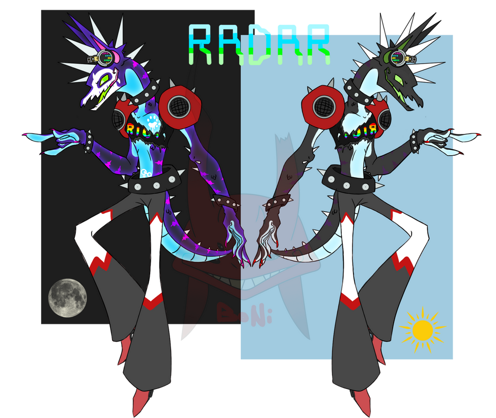 Radar by BreathOfNightmare