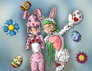Happy Easter 2015! by Markazectus