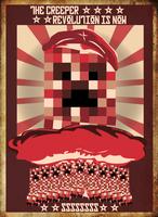 MineCraft Propaganda by CoberFox