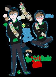 |SP| Emo Scout Patrick by GrantsDemonicAngel