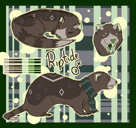 [Ref] Riptide by GrantsDemonicAngel