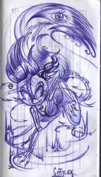 Demon of fear by Genetta-TO