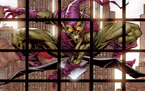 Green Goblin by Panther10