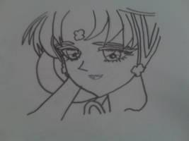 Princess Kakyuu by StarGurl44