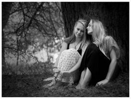 friends by BlackbirdRi