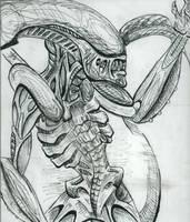 Alien by verstecktergeist
