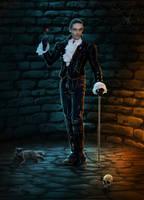 Welcome Home - Vampire by taurus0091