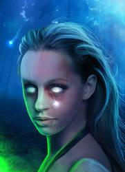 Goddess of Light by taurus0091