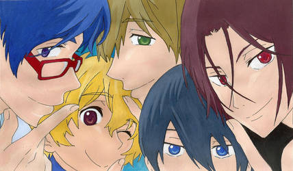 Free! by manny1212