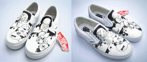 Vans for Alex by thehermitdesign