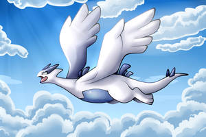 Lugia by Night-Wolf122