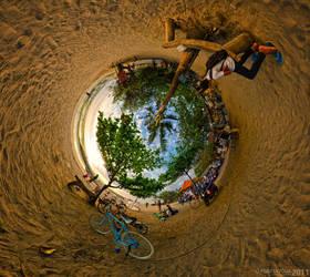 Sindhu Tunnel by SaiogaMan