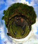 Tanah Lot Planet 2 by SaiogaMan