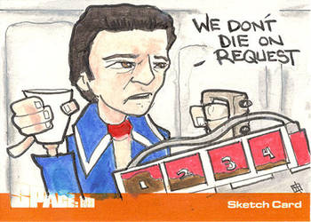 Space 1999 - Tony Verdeschi by 10th-letter