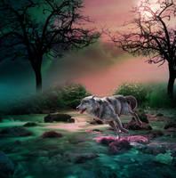 Mystical Run by looserfaceman