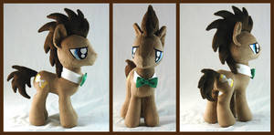 Doctor Whooves by WhiteHeather