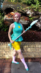 Pearl Cosplay by WhiteHeather