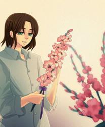 Gladiolus For You by eerisedof