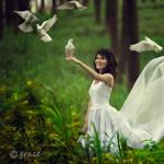Like An Angel by IgNgRez