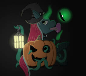 Happy Halloween by robbieagray