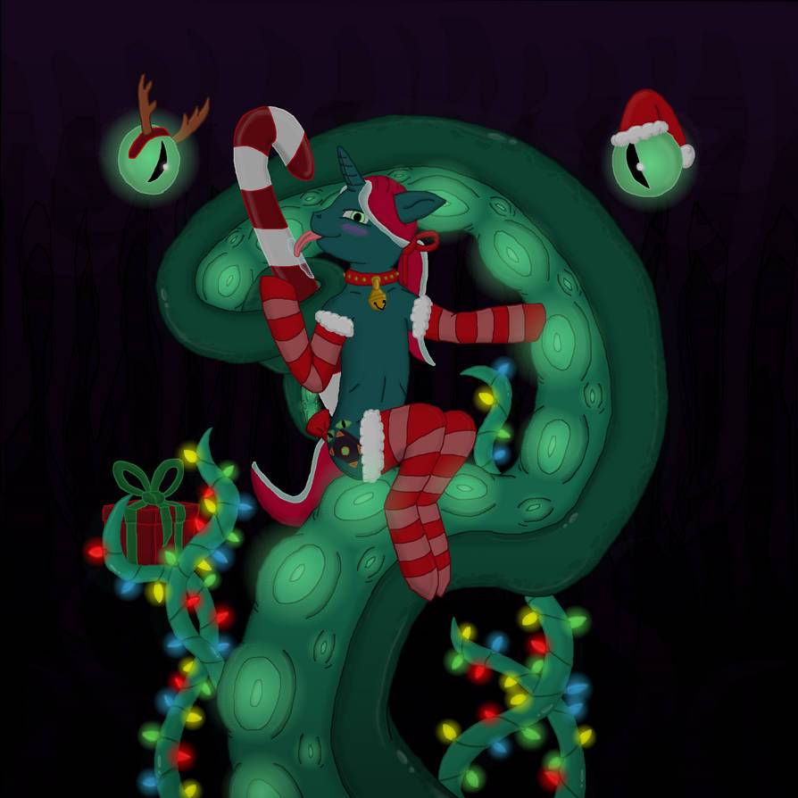 Candy Cane by robbieagray