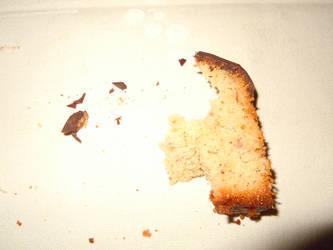 Your cake. OH JUST KIDDING. My cake. by Mrorganicbuddha