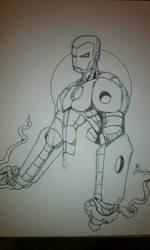 iron by rebelstardeviantarts