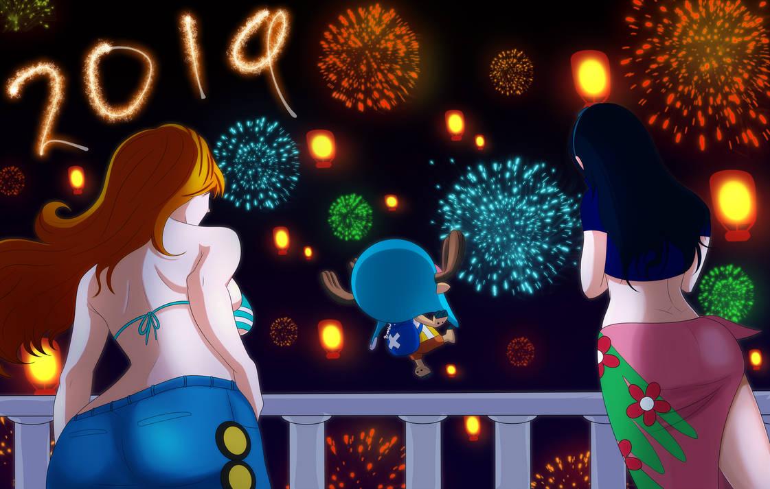 HAPPY NEW YEAR!! by bryanfavr