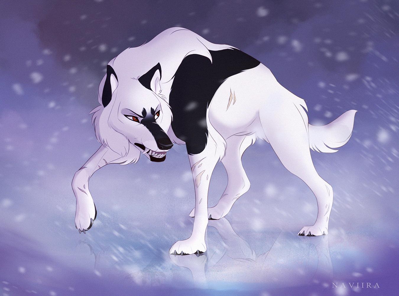 Winter Storm by Naviira