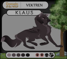 DotW: Klaus by Naviira