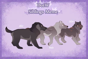 Alar Sibling Meme by Naviira