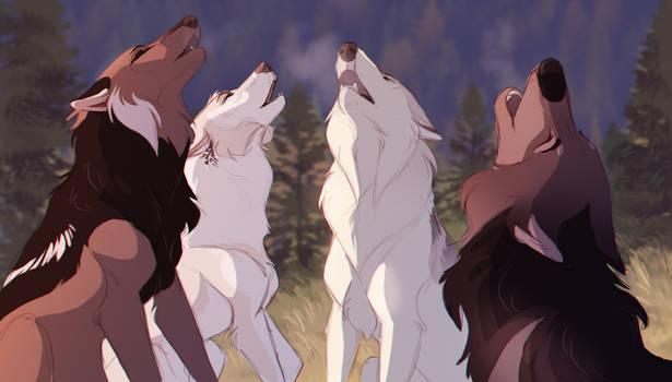 Highvalley Howl by Naviira