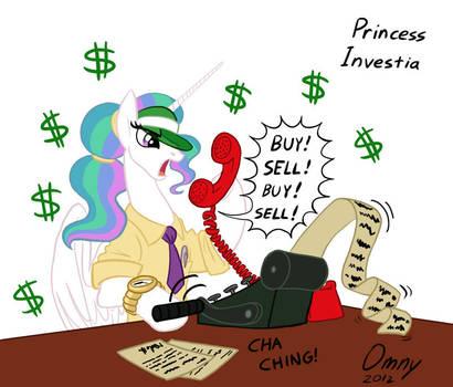 Princess Investia by Omny87