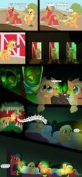 Applejack's Unease by Omny87
