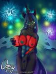 Chryssy New Year 2019 by Omny87