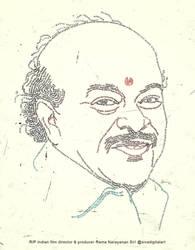 RIP Director Rama Narayanan sir!!! by sivadigitalart