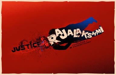 Justice for Rajalakshmi by sivadigitalart