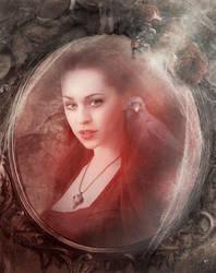 Raven pendant II by Silvia15