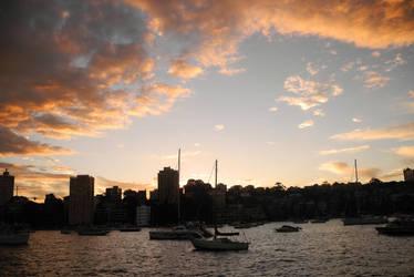 a sky of endless possibilites by artbyangelaa