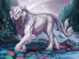 White Tiger by Sevil-s