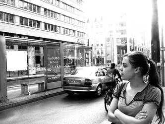 Lost in Berlin by MajusArts