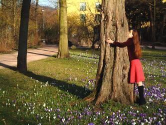 Tree love by MajusArts