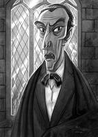 Count Dracula by danidraws